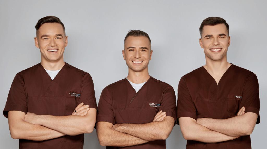 Implantuojantys gydytojai